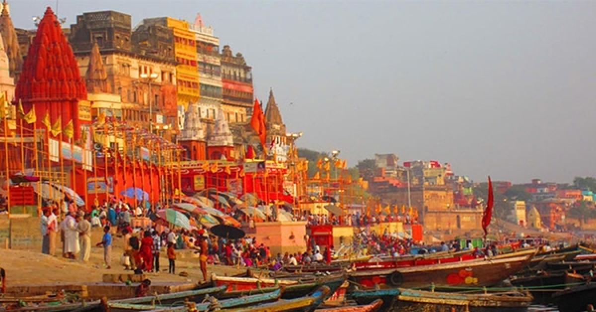 Varanasi ban on liquor, non-veg near shrines