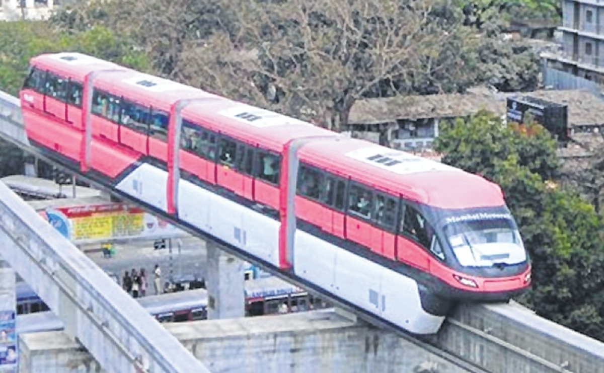 Monorail to get two more rakes by June end