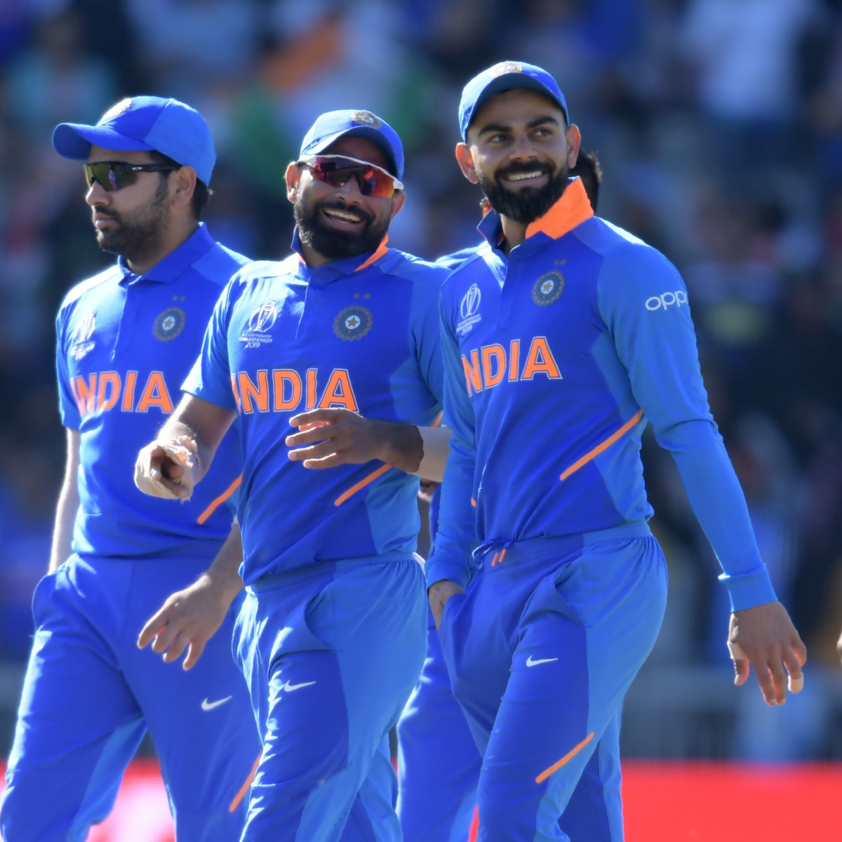 Cricket Score - England vs India World Cup 2019 Match 38