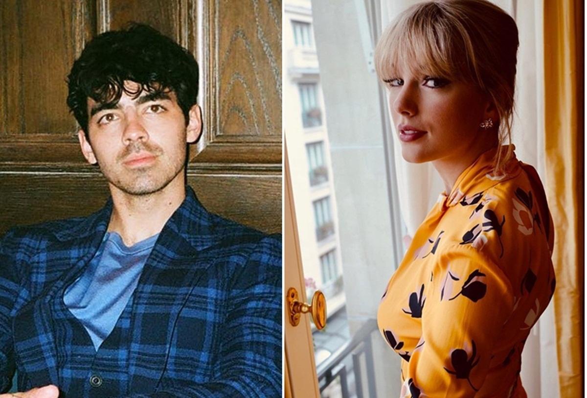 Joe Jonas responds to Taylor Swift's recent confession