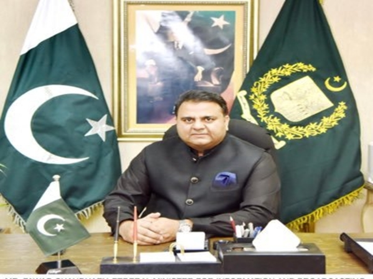 Pakistan committed to send 1st astronaut by 2022: Minister Fawad Chaudhry