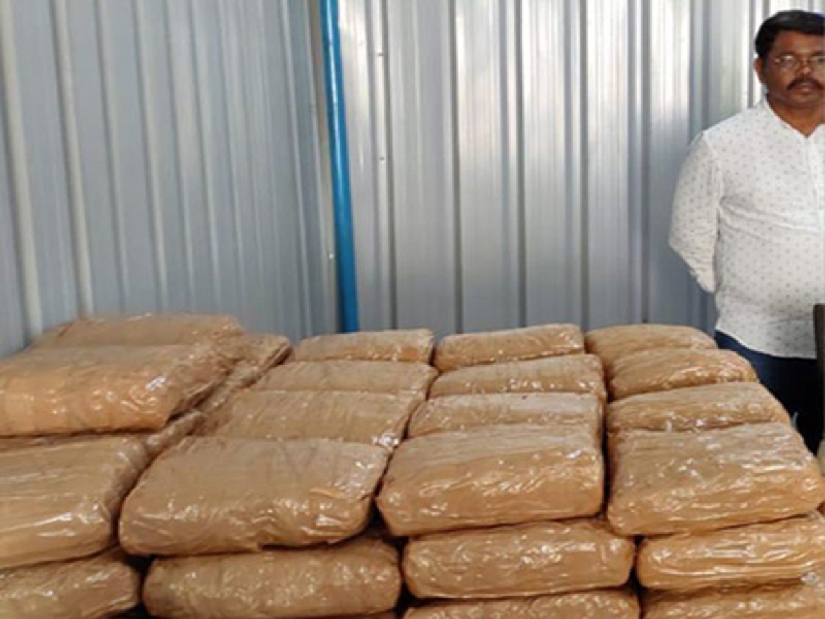 Mumbai Crime: Two arrested with 21 kg cannabis worth Rs 3.30 lakh