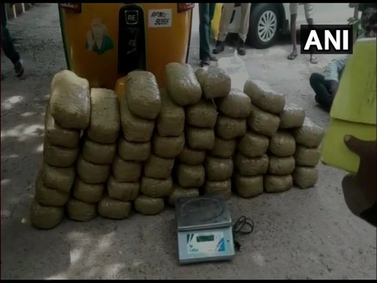 AP: Six arrested with 96 kilo cannabis in Visakhapatnam