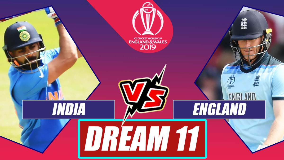 India vs England ICC World Cup 2019 Match: Playing XI, Dream XI Prediction for IND And ENG