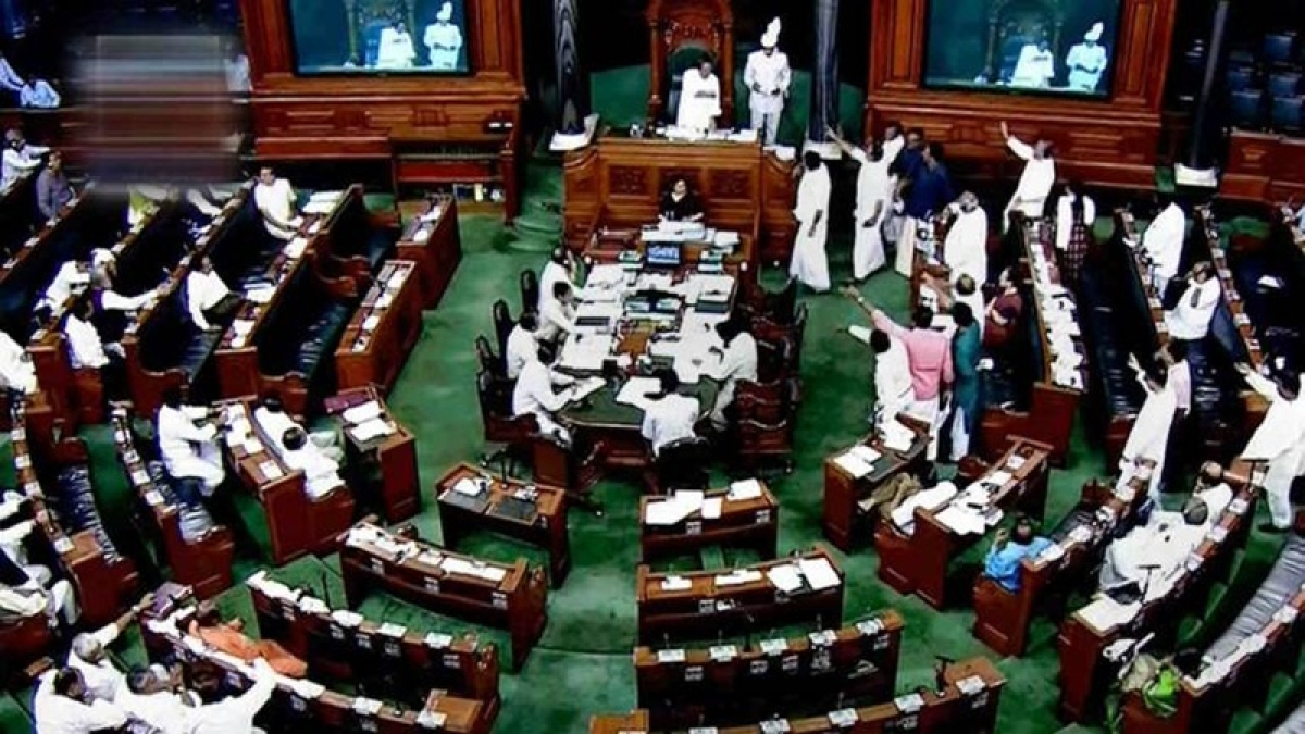 Triple Talaq bill tabled by the government in Lok Sabha amidst opposition from some quarters