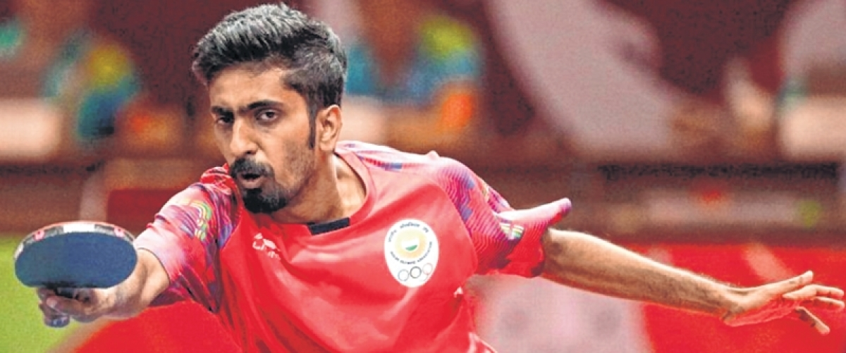 Sathiyan Gnanasekaran's success mirrors the rise of table tennis in India