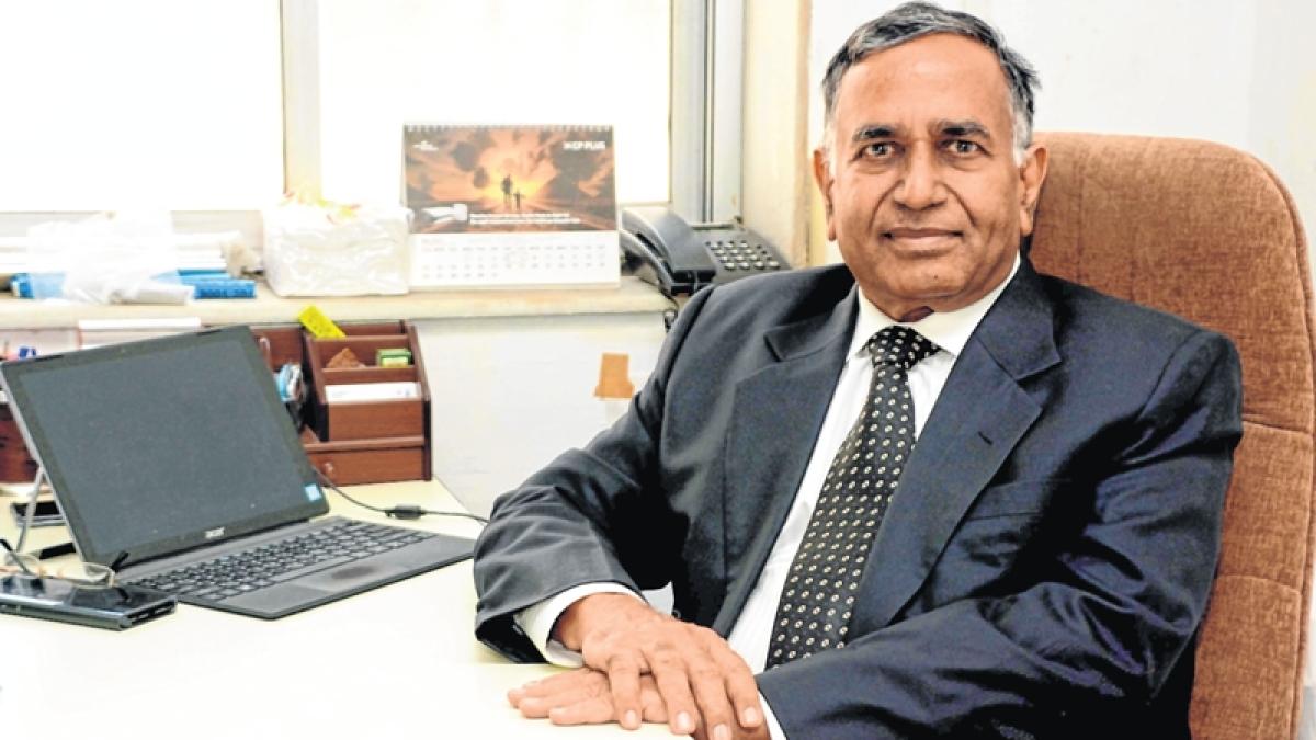 Vinod Modi, Managing Director, Sindia Steels