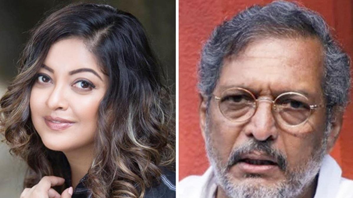 Tanushree Dutta writes to top cop, seeks probe by crime branch against Nana Patekar