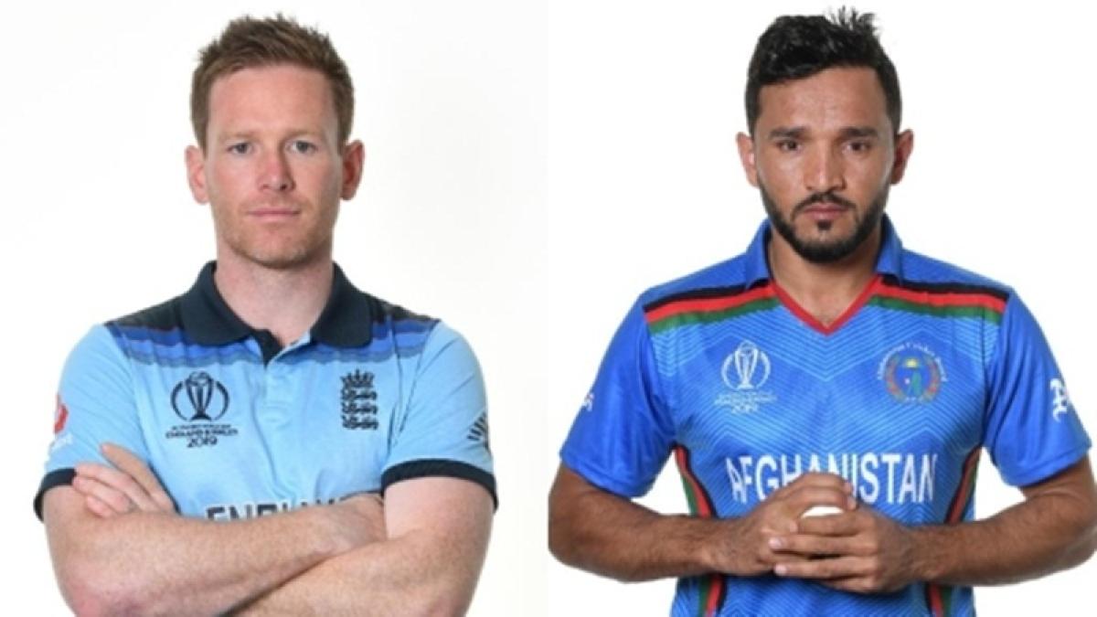 England vs Afghanistan World Cup 2019