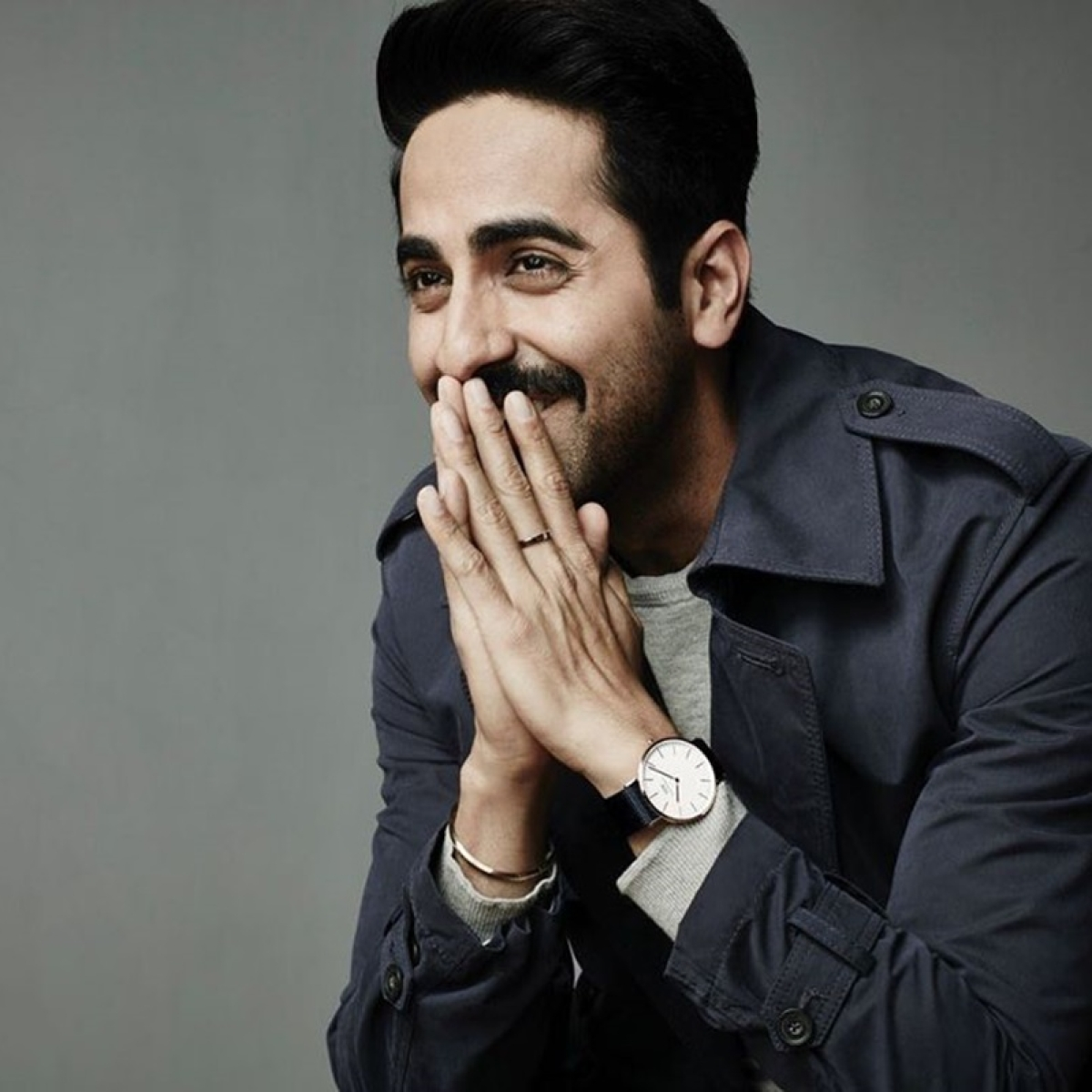 Ayushmann's fan gatecrashes his party