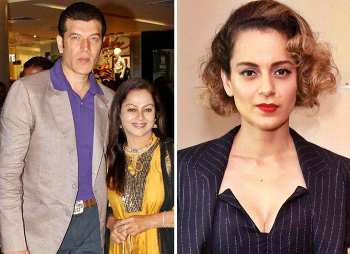 Zarina Wahab accepts Aditya Pancholi's relationship with Kangana Ranaut!