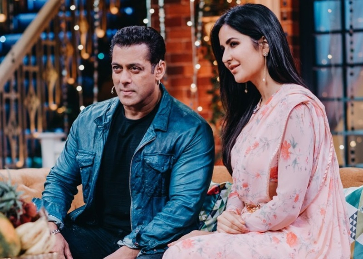 Salman Khan talks about break up with Katrina Kaif says, 'Inhone mujhe chhod diya'