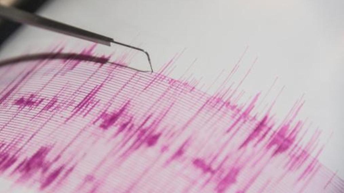 Earthquake of 4.5 magnitude hits Gir Somnath in Gujarat