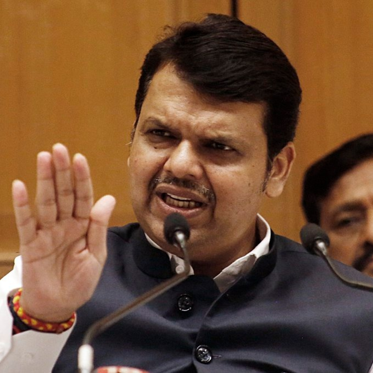 Former Maha CM Devendra Fadnavis appears before Nagpur court for non-disclosure of criminal cases, gets bail