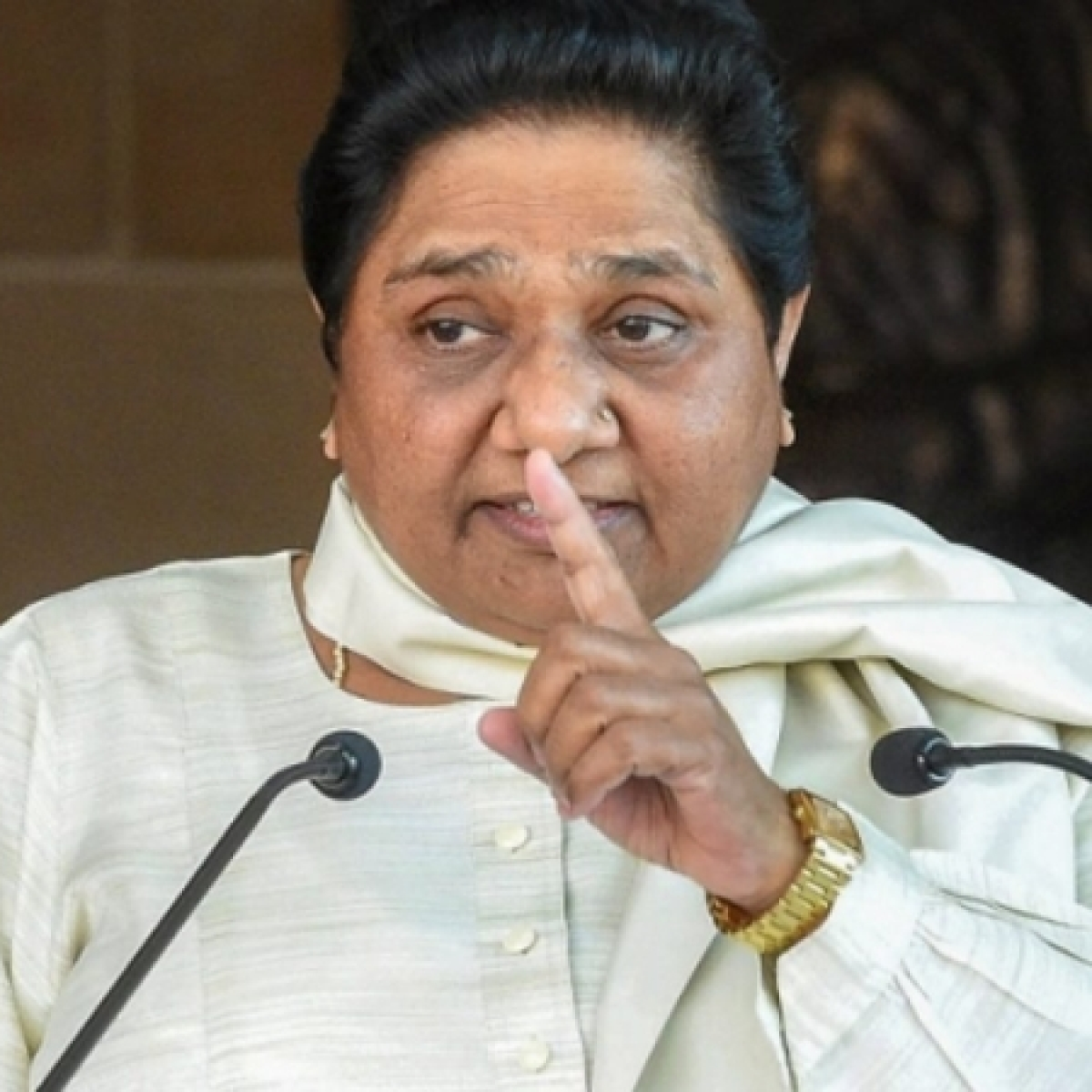 BSP to contest all future polls on its own, confirms party supremo Mayawati