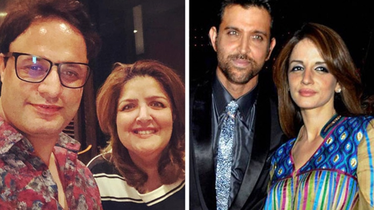 Sunaina Roshan's BF Ruhail Amin responds to being called a terrorist