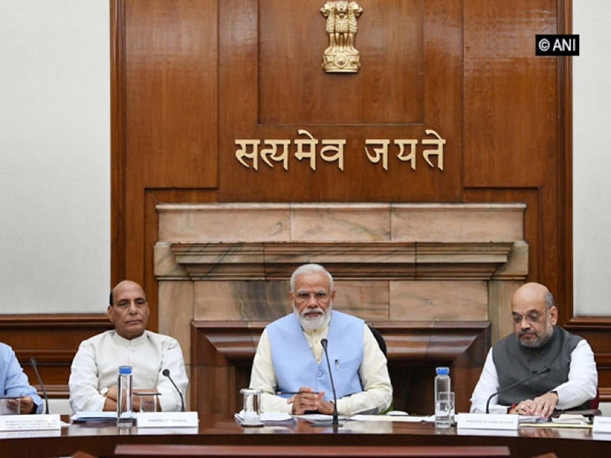 HM Shah in all 8, PM Modi and Sithraman in 6, Rajnath in 2 Cabinet Committees