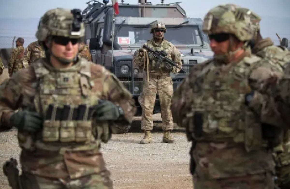 Carbon footprint of US military larger than most countries