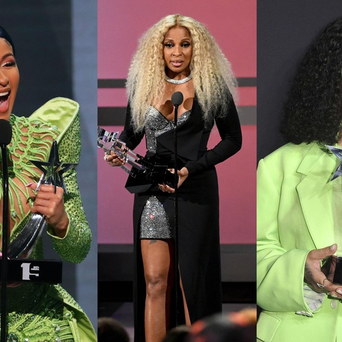 Bruno Mars, Beyonce and Cardi B among winners at BET Awards