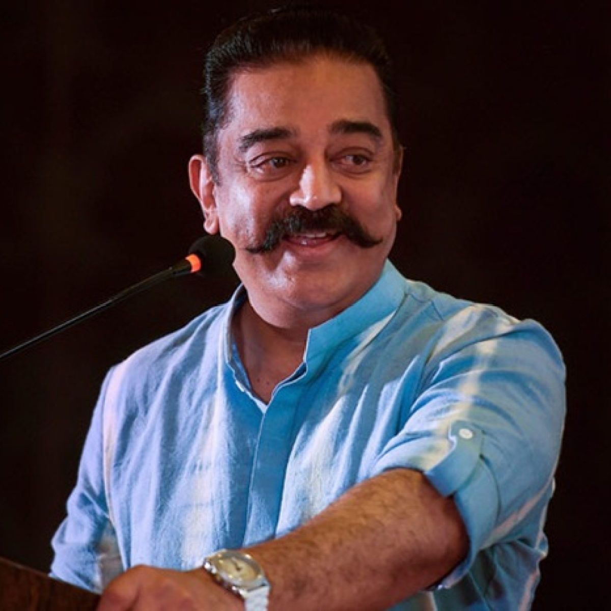 Expenditure on Kudankulam project more than production: Kamal Haasan