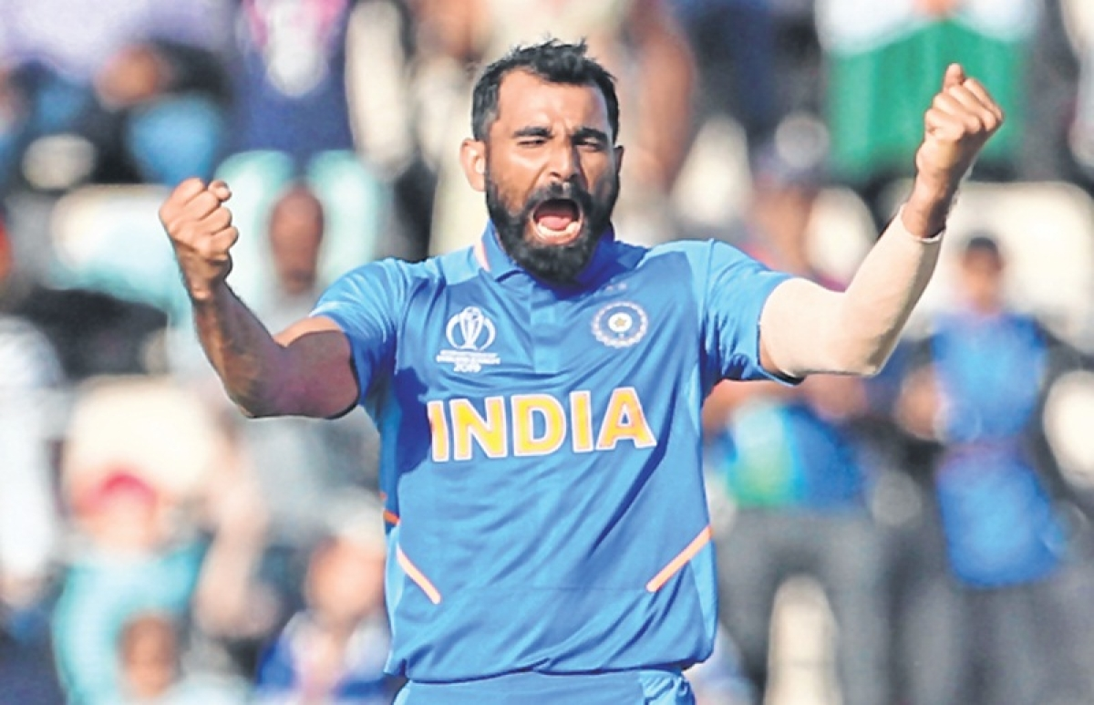 Mohammed Shami strikes last-over hattrick as India beat Afghanistan