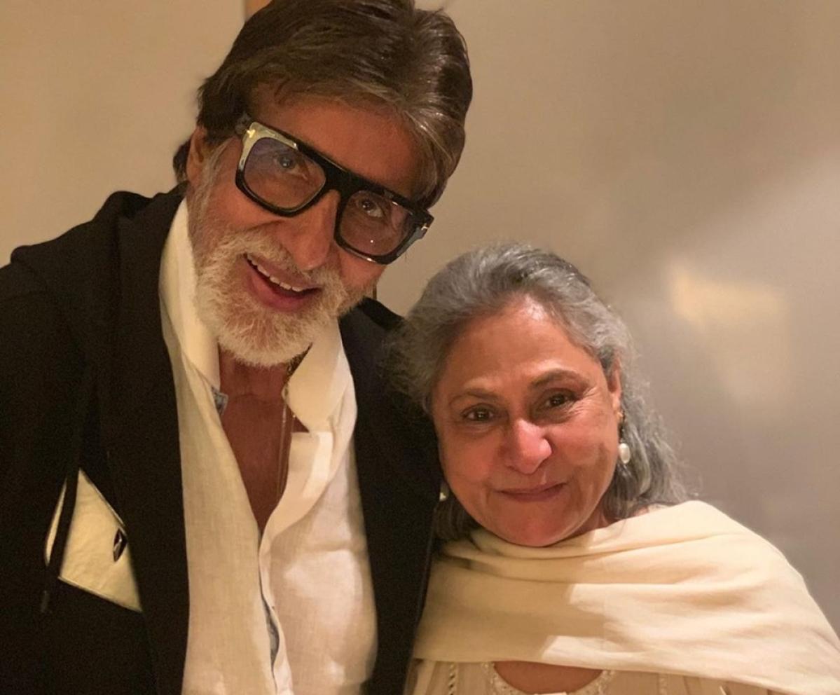 Amitabh, Jaya Bachchan celebrate 46th wedding anniversary, Abhishek wishes with an adorable post