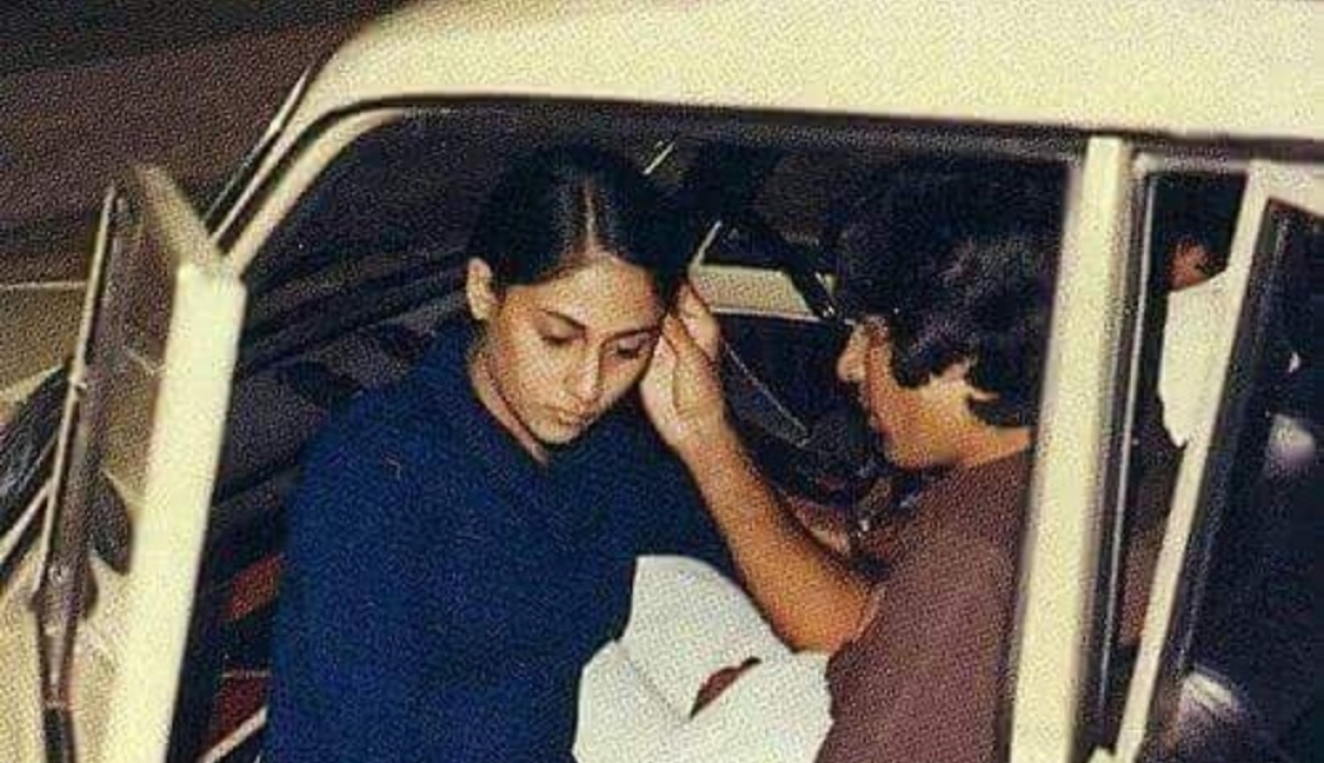 When Amitabh and Jaya Bachchan got hitched for a holiday trip to London