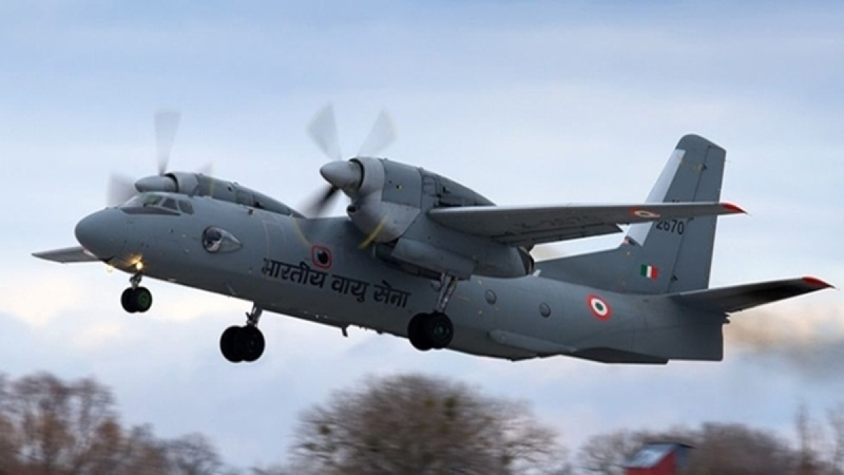 All 13 people on board dead in AN-32 aircraft crash: IAF
