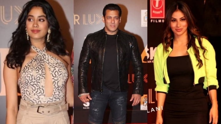 Janhvi Kapoor, Mouni Roy and more Bollywood stars dazzle at Salman Khan's 'Bharat' premiere
