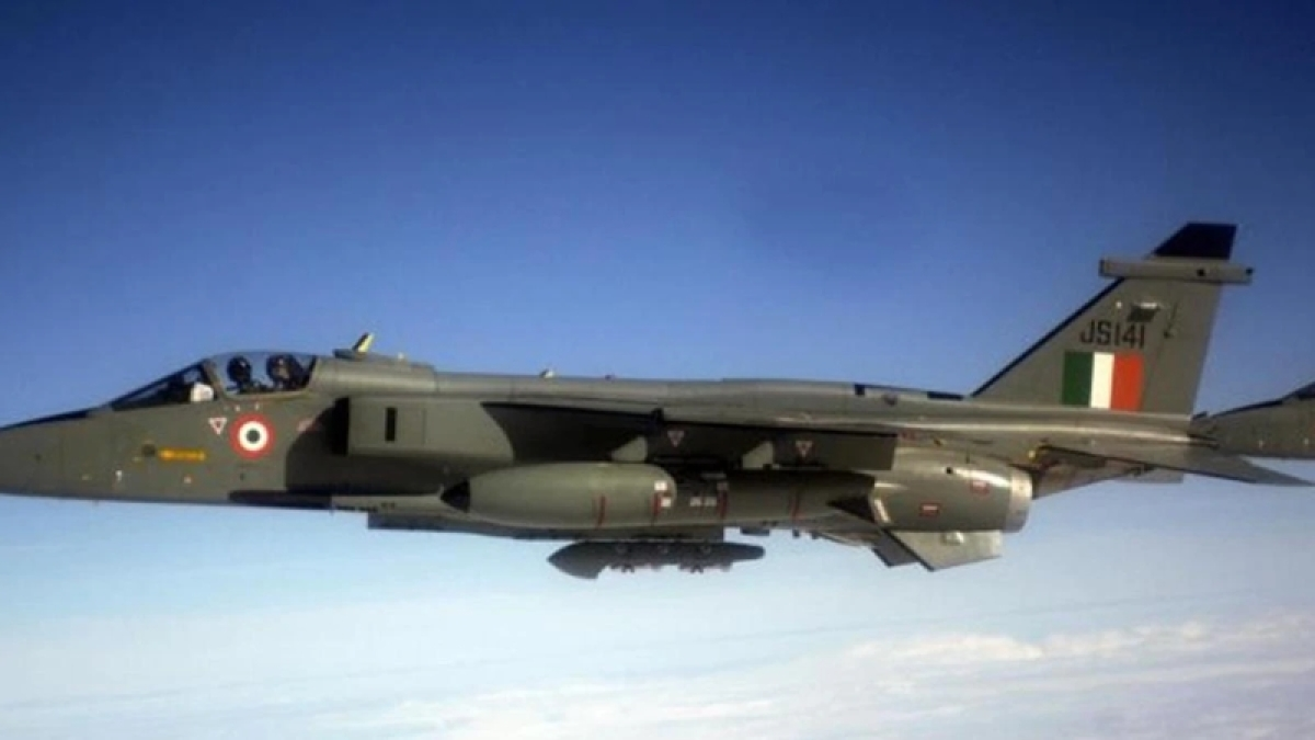 IAF's Jaguar suffers bird hit, lands safely in Ambala