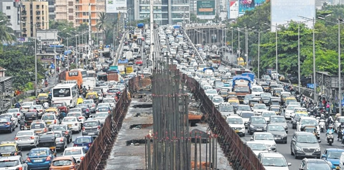 Hold it, traffic cops tell civic body