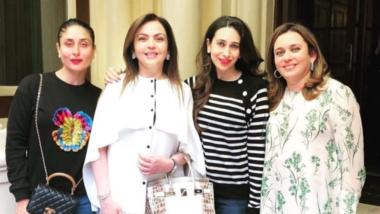 Nita Ambani owns second most expensive handbag in the world