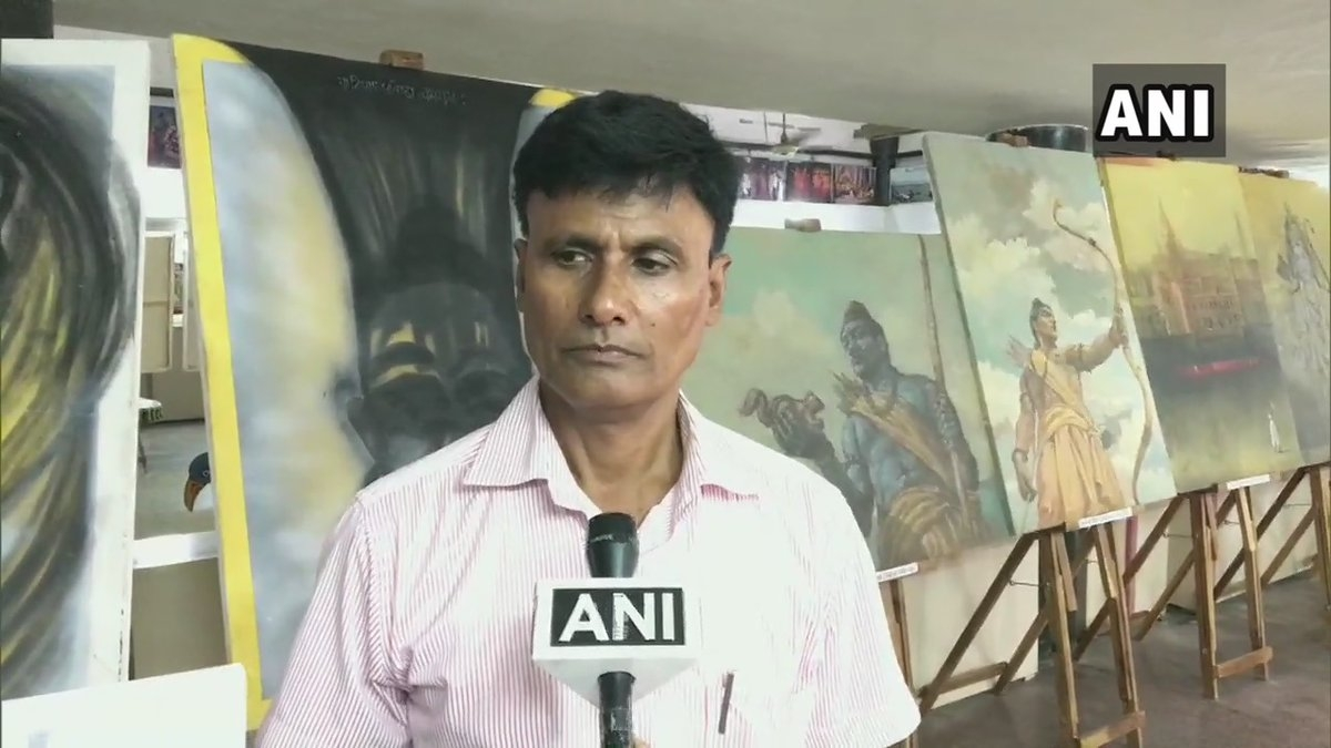 Murals with images believed to be of Lord Ram, Lakshman, Hanuman found in Iraq