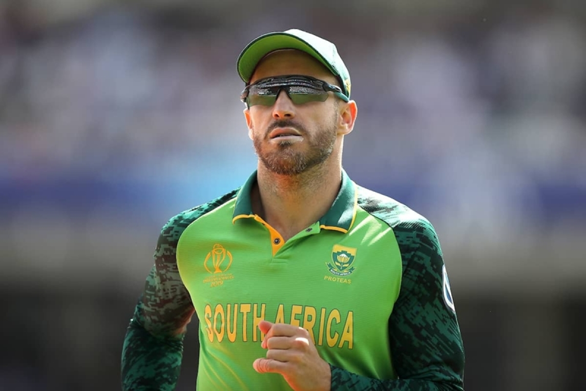 It was too late: Faf du Plessis on AB de Villiers' World Cup proposal