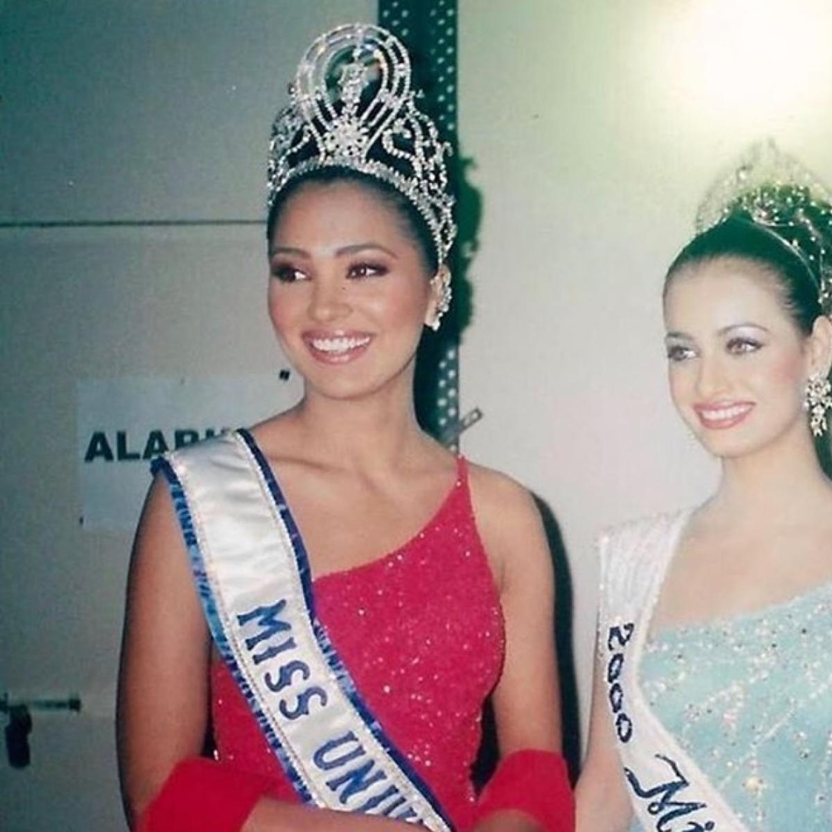 Lara Dutta reminisces her pageant crown with Dia Mirza and Priyanka Chopra