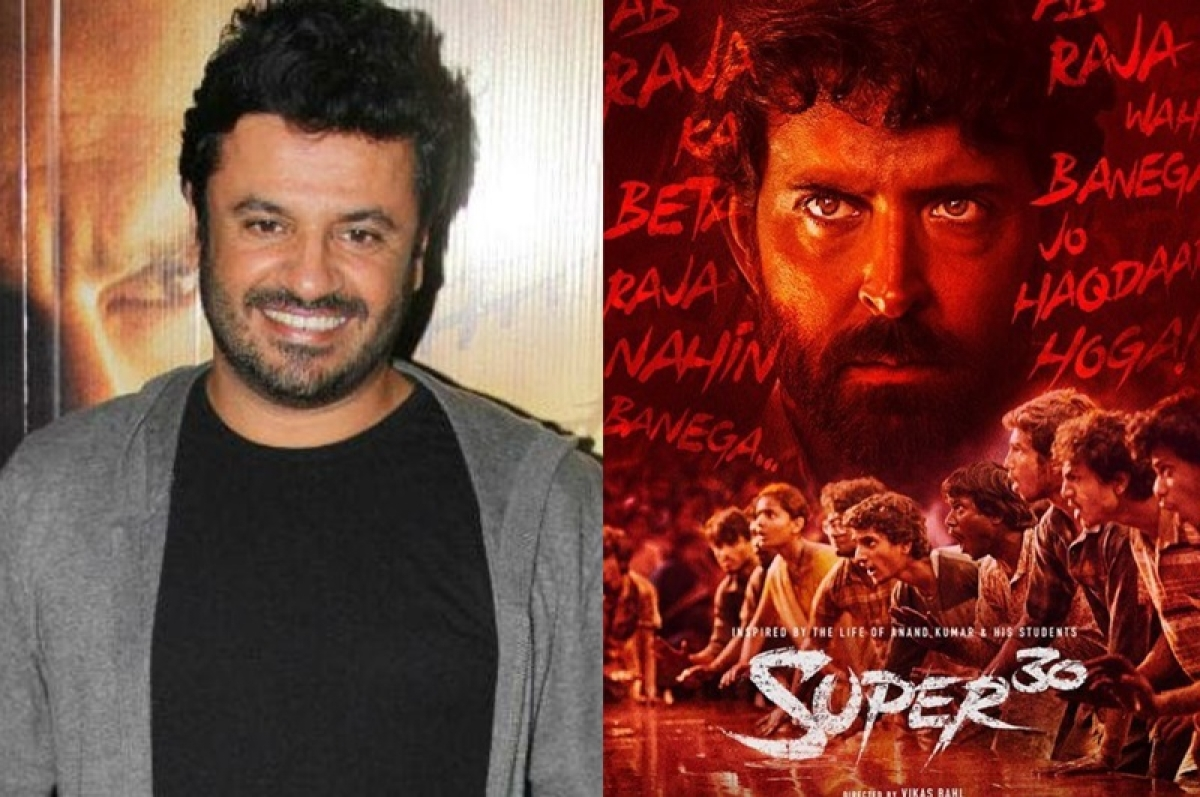 Vikas Bahl gets a clean chit in #MeToo allegations, will get credit as Super 30 director