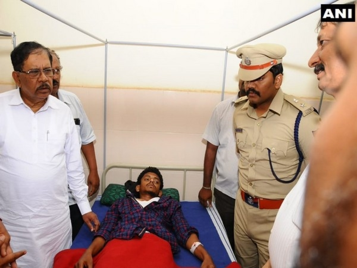 Karnataka: Journalist attacked by employees of pharmaceutical company in Tumkur