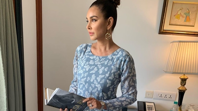 Lisa Ray slams Kolkata newspaper for 'casual sexism': Paper