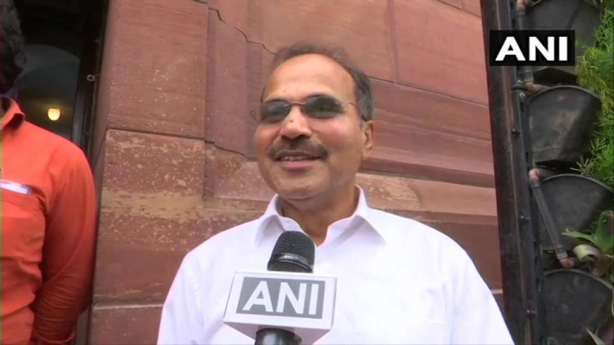 Wing Commander Abhinandan's moustache be made national moustache: Adhir Ranjan Chowdhury