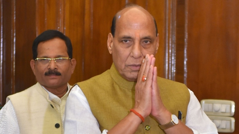 Government restores provision of 'ration in kind', Rajnath Singh says will leave no stone unturned in lifting morale of forces