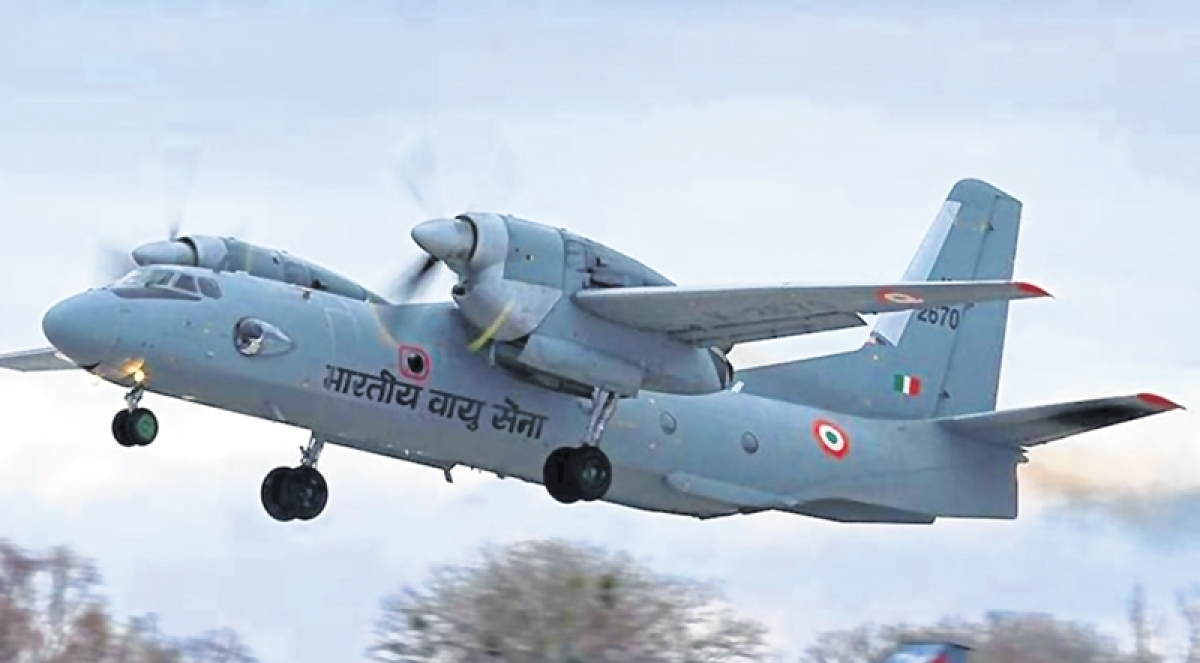 Jaguar to AN-32: IAF lost nearly 10 aircraft this year