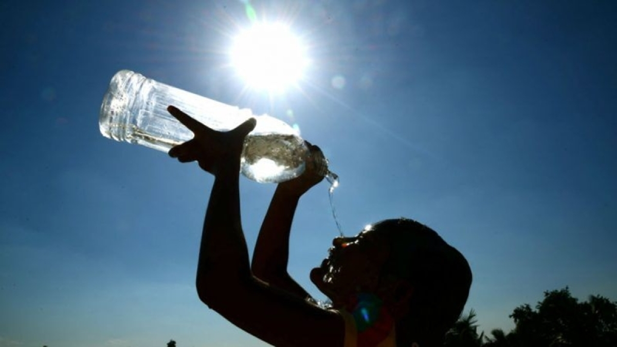 Most of India sizzles at record temperatures