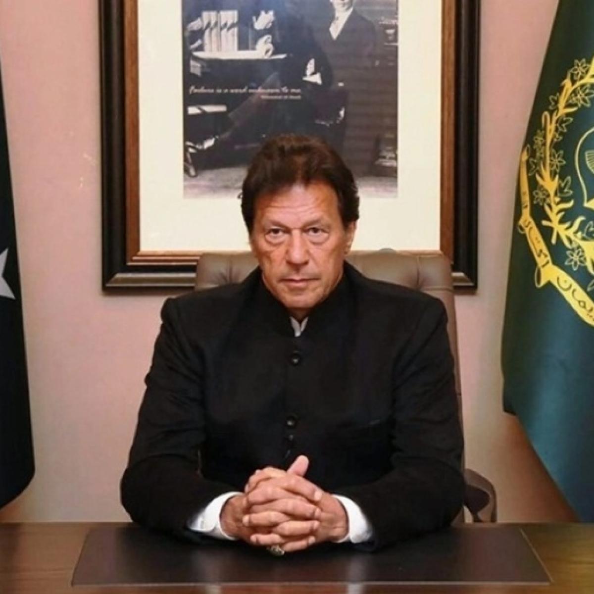 No India talks unless Jammu and Kashmir special status restored: Imran Khan