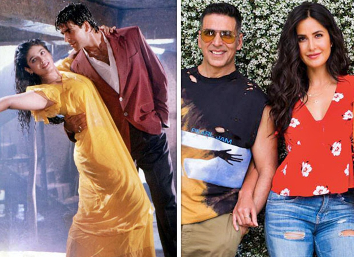 Akshay Kumar, Katrina Kaif to recreate 'Tip Tip Barsa' song for 'Sooryavanshi'