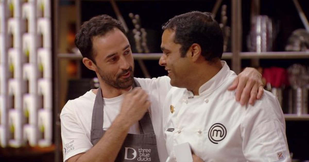 Kashmiri teacher creates waves in 'MasterChef Australia' with his magic of cooking