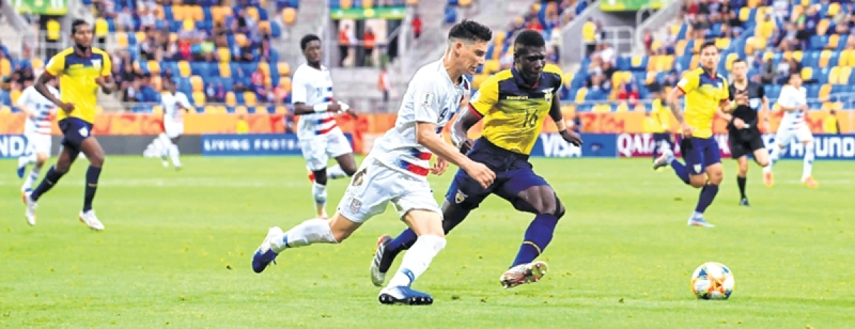 U-20 World Cup: Ecuador, South Korea make semis