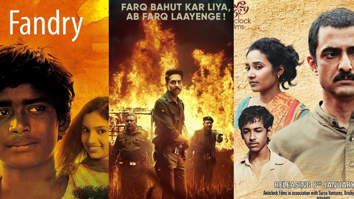 Other than 'Article 15', 5 lesser known Bollywood films on caste divide in India