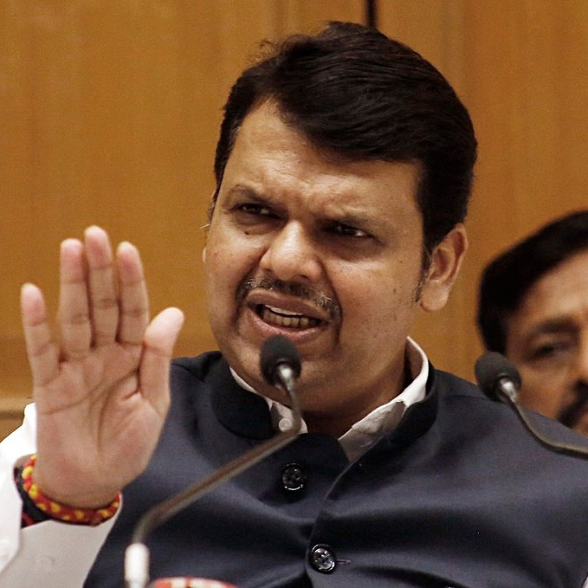 NCP to Devendra Fadnavis: Girl's hand is not given by looking at the boy's father