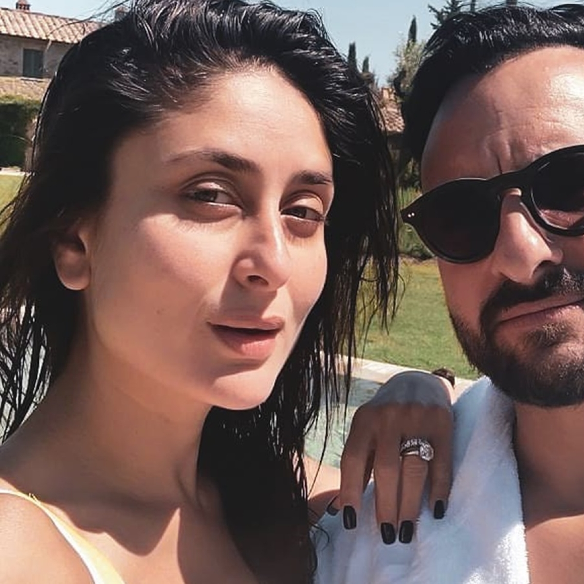Saif Ali Khan reveals wife Kareena Kapoor's due date for their second child