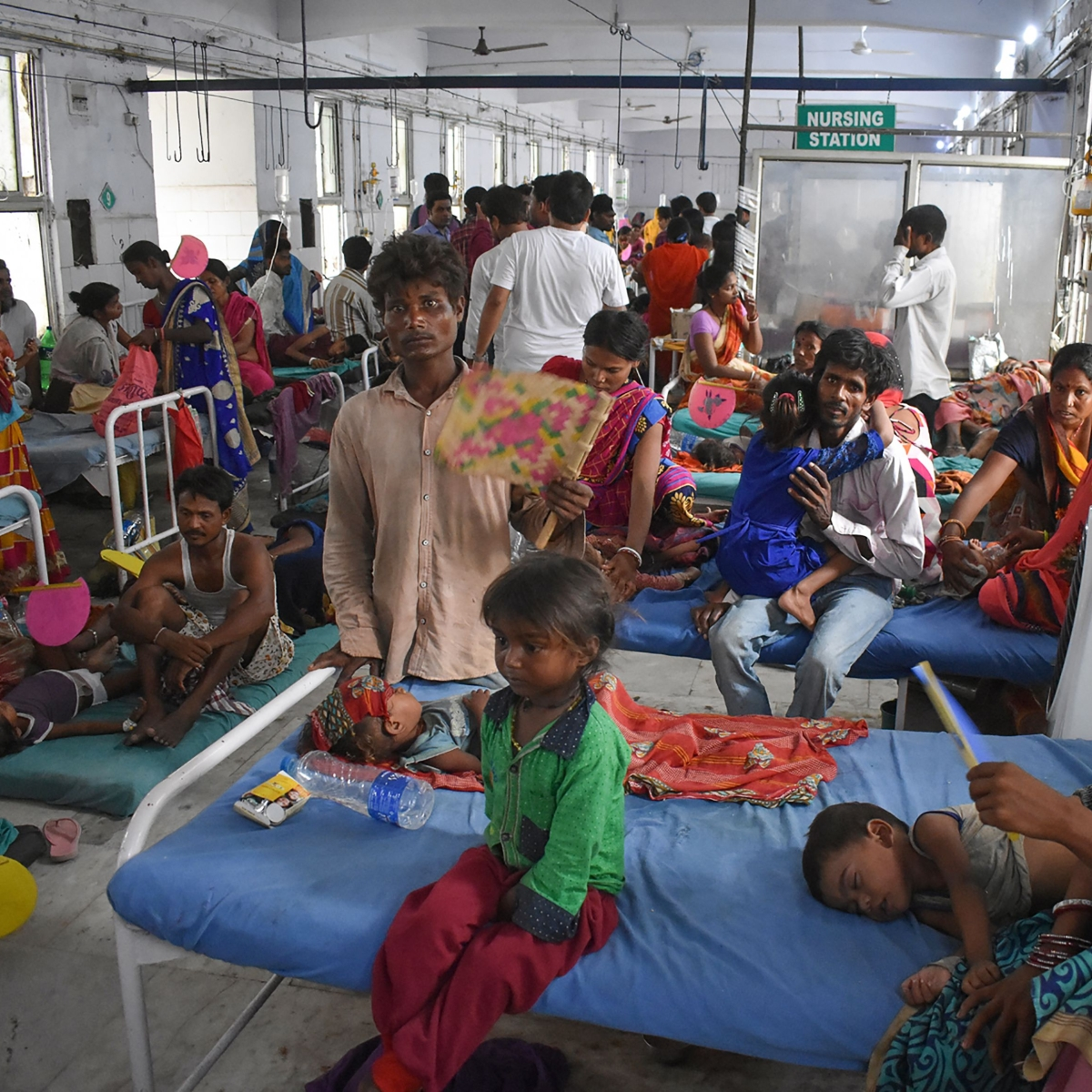 Bihar: Death toll reaches 137 in Muzaffarpur due to AES